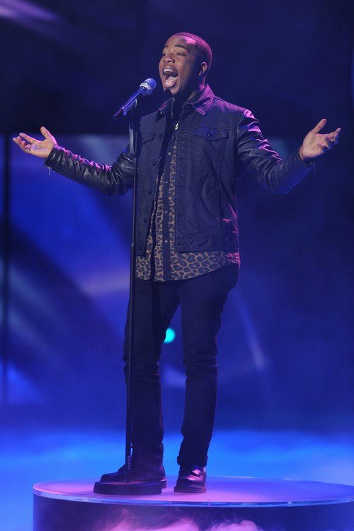 Burnell Taylor Eliminated From American Idol Season 12