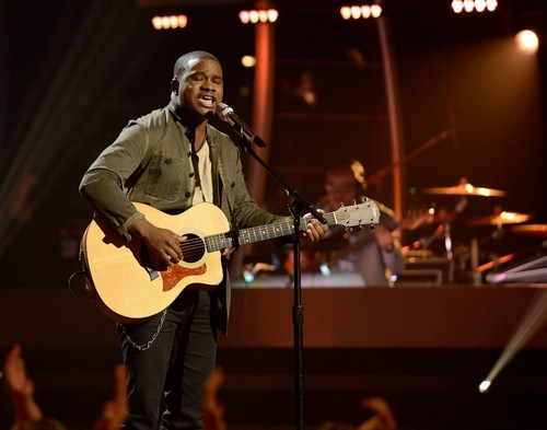 "C.J. Harris American Idol ""Can't You See"" Video 3/12/14 #IdolTop11"