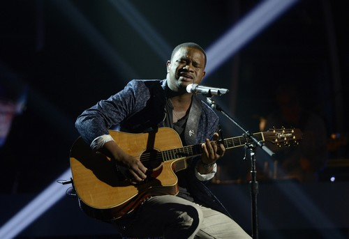 "C. J. Harris American Idol ""If It Hadn't Been For Love"" Video 3/26/14 #IdolTop9"