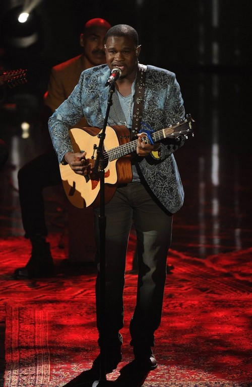 "C.J. Harris American Idol ""Gravity"" Video 4/16/14 #IdolTop7"