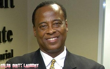 Conrad Murray Goes Back To Court