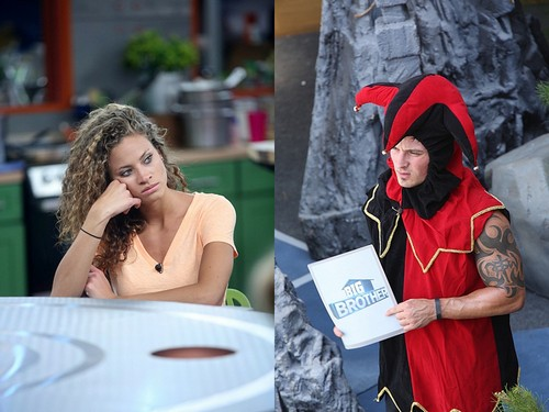 Big Brother 16: Evicted Amber Was Stalked and Bullied by Racist Caleb - BB16 Should Be Ashamed!