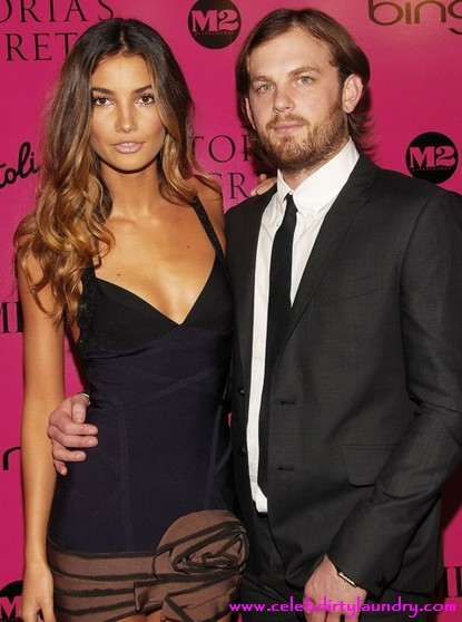 Kings of Leon's Caleb Followill Marries Victoria's Secret Model Lily Aldridge