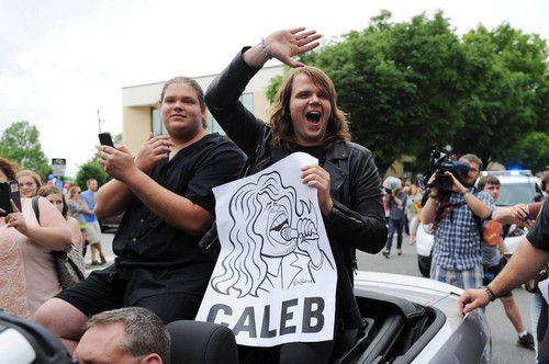 "Caleb Johnson American Idol ""Dazed and Confused"" Video 5/14/14 #IdolTop3"