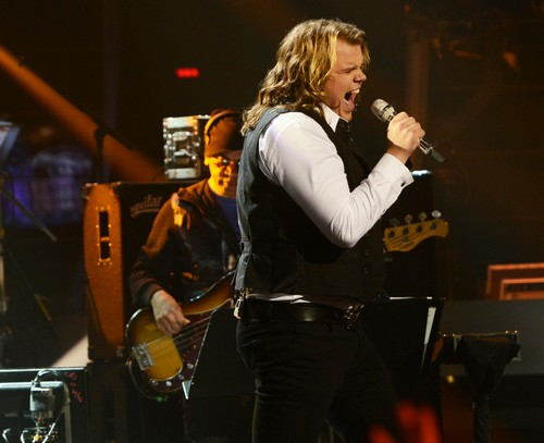 """Caleb Johnson American Idol """"I Don't Want to Miss a Thing"""" Video 4/30/14 #IdolTop5"""