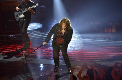 "Caleb Johnson American Idol ""Undo It"" Video 4/23/14 #IdolTop6"