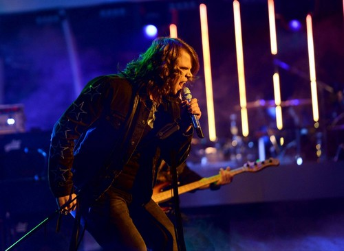 "Caleb Johnson American Idol ""Chain Of Fools"" Video 4/2/14 #IdolTop8"