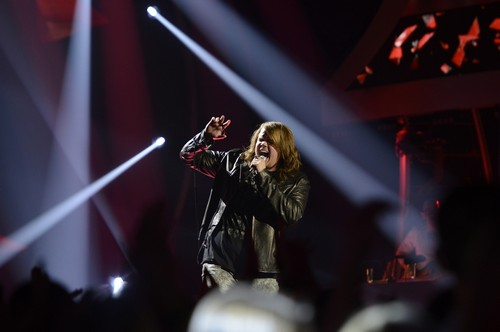 "Caleb Johnson American Idol ""Dazed And Confused"" Video 3/26/14 #IdolTop9"