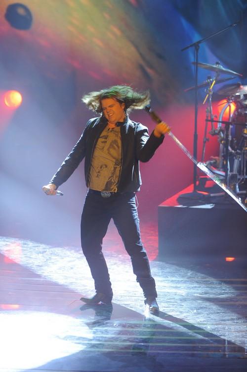 "Caleb Johnson American Idol ""As Long As You Still Love Me"" Video 5/20/14 #IdolFinale"
