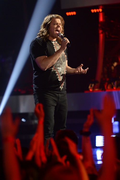 "Caleb Johnson American Idol ""Dream On"" Video 5/20/14 #IdolFinale"