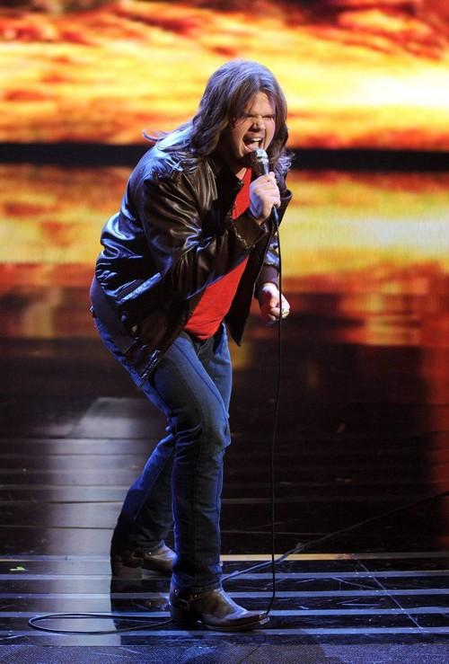"Caleb Johnson American Idol ""SkyFall"" Video 3/12/14 #IdolTop11"