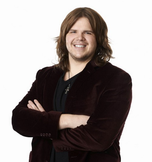 "Caleb Johnson American Idol ""You Give Love a Bad Name"" Video 5/7/14 #IdolTop4"