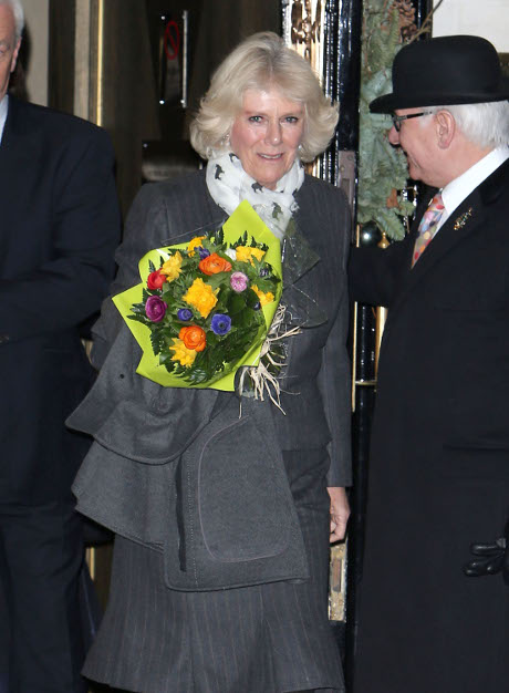 Camilla Parker-Bowles Plots To Seize The Throne From Kate Middleton and Prince William