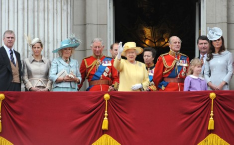 Camilla Parker-Bowles Continues To Tease About Being Queen Before Kate Middleton 0124