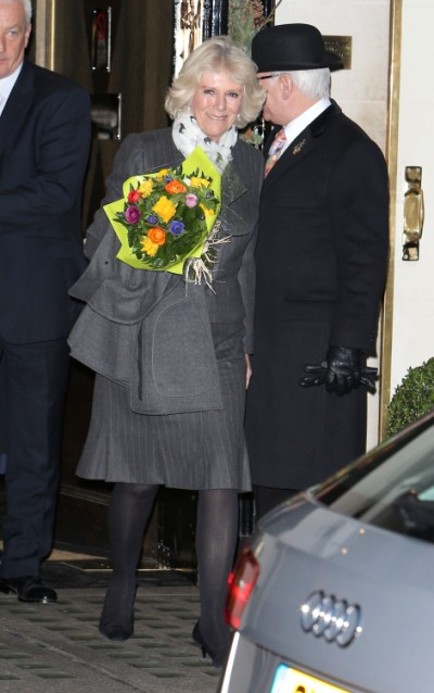 Kate Middleton, Camilla Parker-Bowles Competing To Be Next Princess Diana 0207