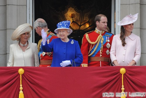"""Camilla Parker-Bowles Preventing Prince Charles From Visiting Baby Prince George and Kate Middleton While They Live With """"The Commoners"""" In Bucklebury"""