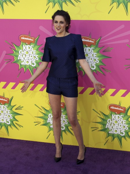 Kristen Stewart Starring In Two New Indie Films - Ploy To Get Robert Pattinson Back? 0605