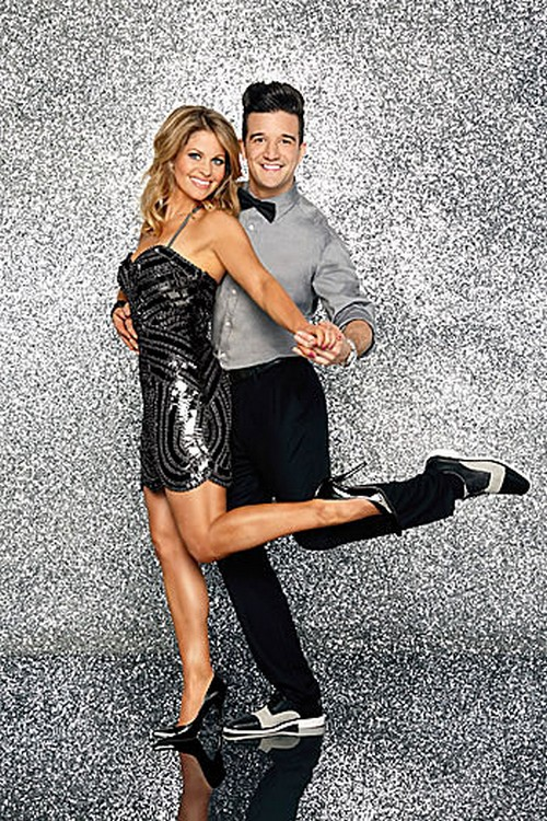 Candace Cameron Bure Dancing With the Stars Contemporary Video 3/17/14