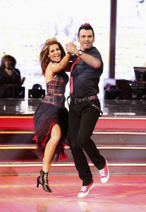 Candace Cameron Bure Dancing With the Stars Samba Video 4/14/14 #DWTS