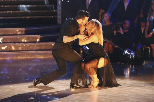 Candace Cameron Bure Dancing With the Stars Jive Video 3/31/14 #DWTS