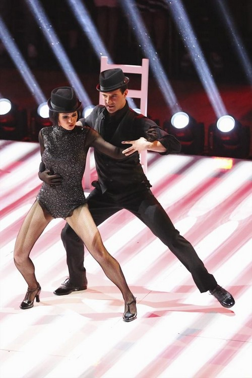 Candace Cameron Bure Dancing With the Stars Freestyle Video 5/19/14 #DWTS #Finale