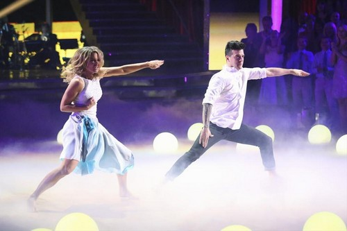 Candace Cameron Bure Dancing With the Stars Rumba Video 3/24/14 #DWTS