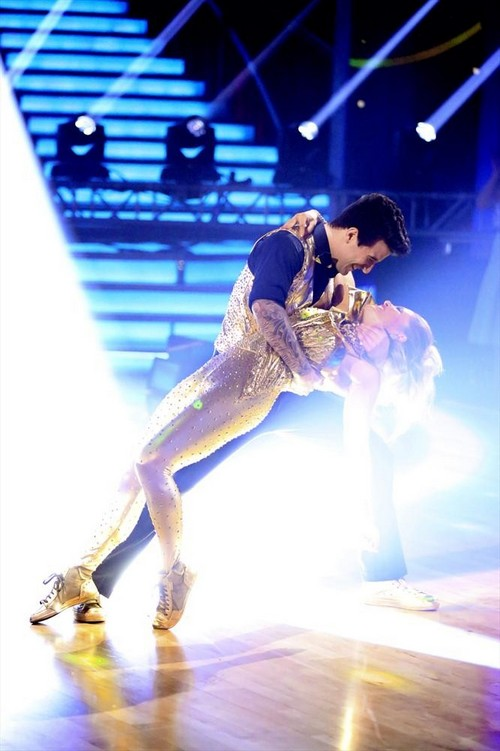 Candace Cameron Bure Dancing With the Stars Samba-Quickstep Fusion Video 5/20/14 #DWTSFinale