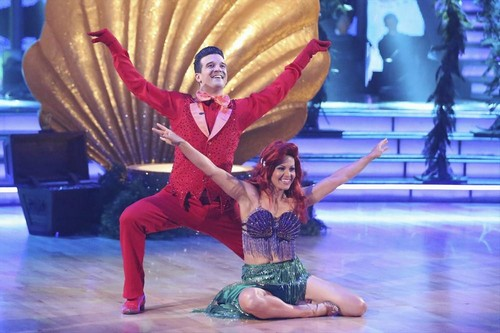 Candace Cameron Bure Dancing With the Stars Cha Cha Cha Video 4/21/14 #DWTS