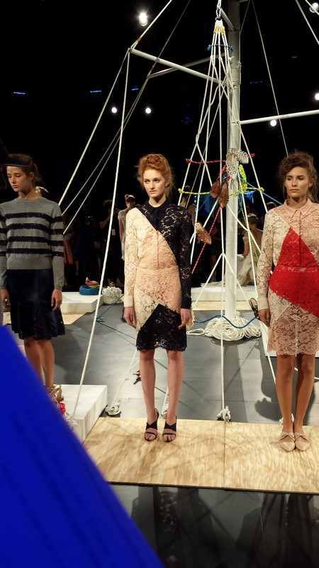 CDL Exclusive: CANDELA Spring 2014 Show #NYFW