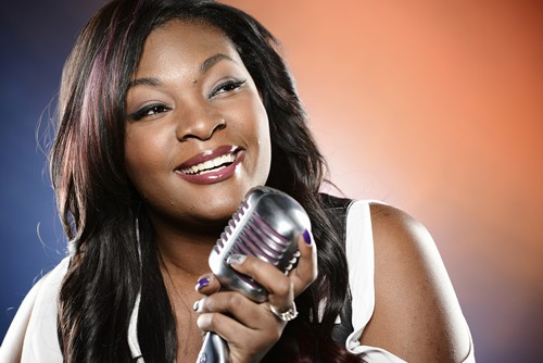 """Candice Glover American Idol """"Don't Make Me Over"""" Video 4/10/13"""