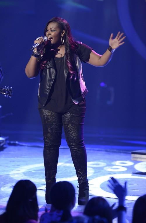 "Candice Glover American Idol ""I Heard It Through The Grapevine"" Video 3/27/13"