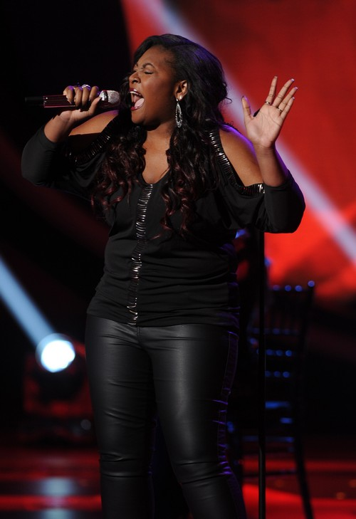 """Candice Glover American Idol """"Come Together"""" Video 3/20/13"""