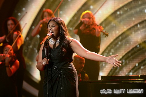 """Candice Glover American Idol """"I Who Have Nothing"""" Video 5/15/13"""