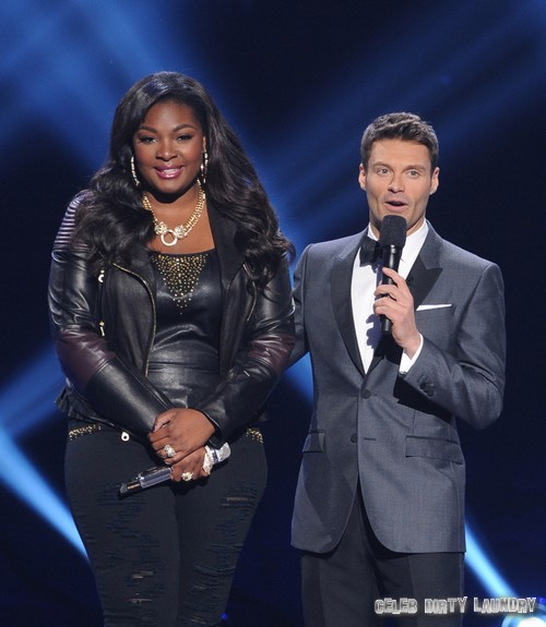 Candice Glover Winner of American Idol 2013