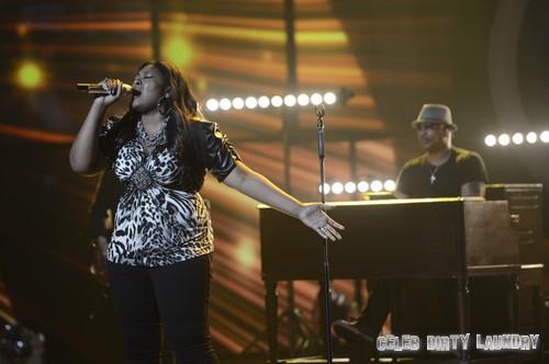 "CandiceCandice Glover American Idol ""Chasing Pavements"" Video 5/15/13"