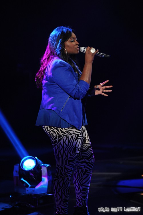 "Candice Glover American Idol ""I Am Beautiful"" Video 5/15/13"