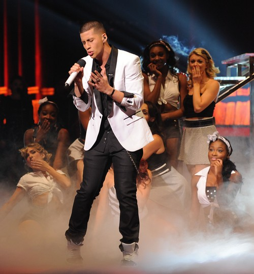 "Carlito Olivero The X Factor ""Rhythm Is Gonna Get You"" Video 11/13/13 #TheXFactorUSA"