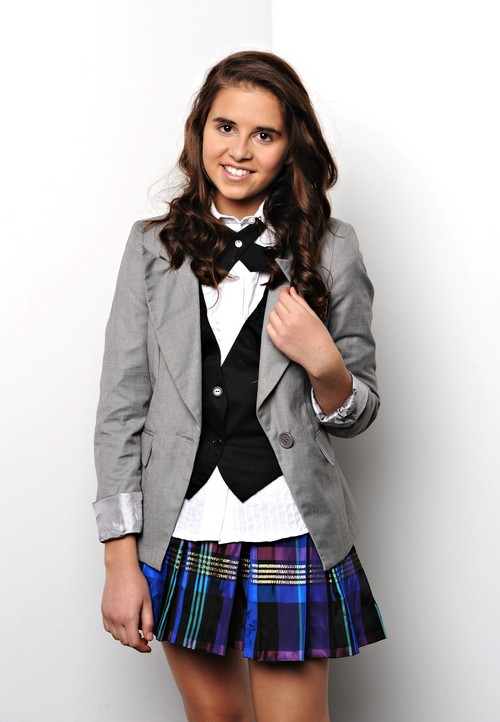 """Carly Rose Sonenclar The X Factor """"Top 6"""" Video 12/5/12"""