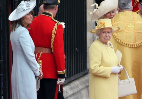 Kate Middleton Breaks Tradition Again, Moving Mom Into Palace To Work As Royal Nanny 0126