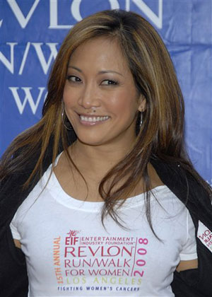 DWTS Judge Carrie Ann Inaba Says We Need A Palin Vacation
