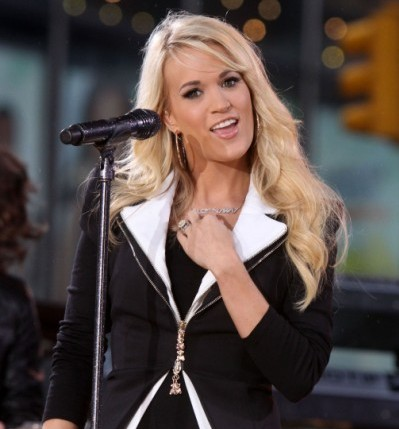 Carrie Underwood Says Ex Chase Crawford Only Dated Her For Publicity 0519