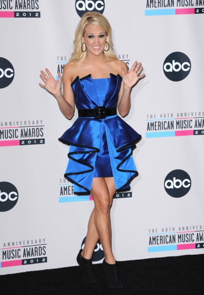 Carrie Underwood Confirms Taylor Swift Feud In New Interview 0117