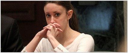 Casey Anthony Will Probably Not Serve probation In Florida