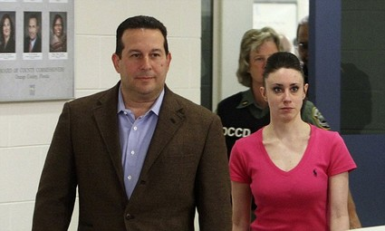 Casey Anthony Celebrates And Plans For Lucrative Interviews