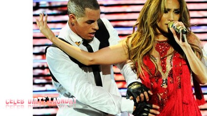Toyboy Casper Smart Says He Is Giving Jennifer Lopez Sexual Healing
