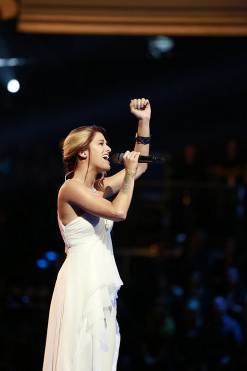 Cassadee Pope The Voice Top 8  Video 11/26/12