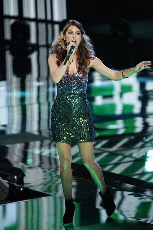 "Cassadee Pope The Voice Top 3 ""Over You"" Video 12/17/12"