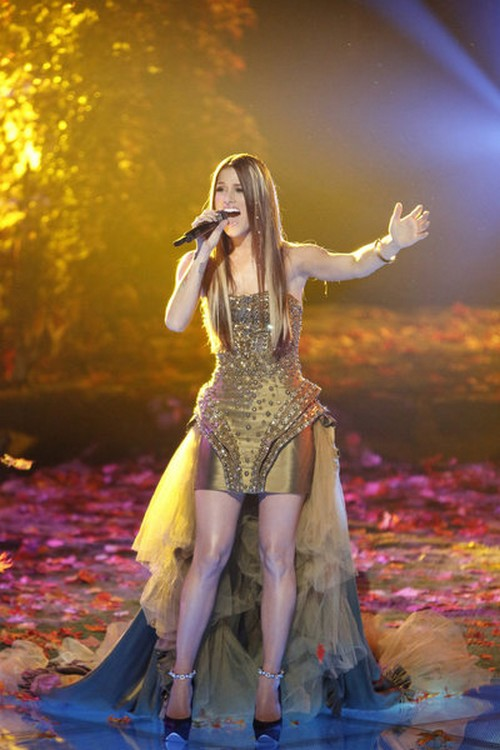 Eliminated From The Voice 12/18/12 (Video)