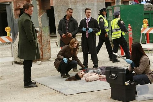 "Castle Season 5 Episode 11 ""Under the Influence"" Recap 01/14/13"