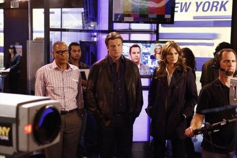 """Castle Season 5 Episode 2 """"Coudy With A Chance Of Murder"""" Recap 10/1/12"""